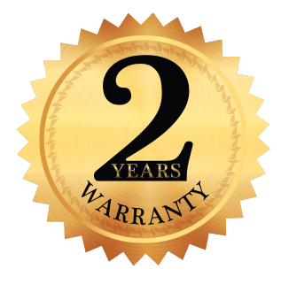 fluotec 2 year warranty seal